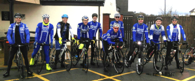Ferryhill Wheelers Cycling club